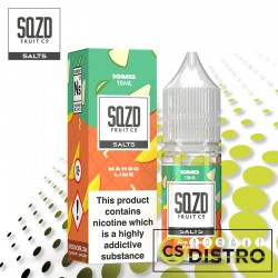 SQZD Salt Mango Lime