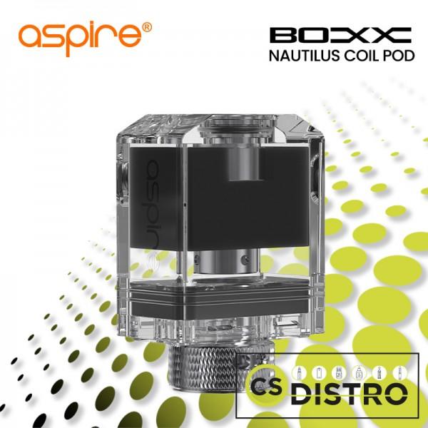 Aspire Boxx Nautilus Pods