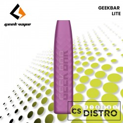 Geek Bar Lite Grape Raspberry
