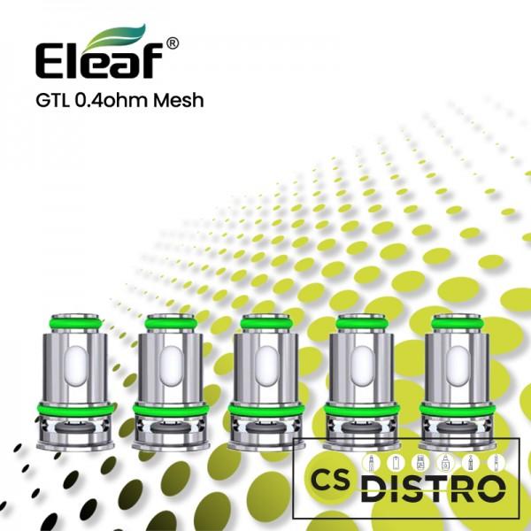 Eleaf GTL 0.4ohm Mesh Coils x 5
