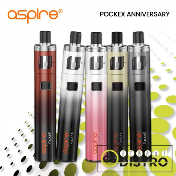 New Aspire Pockex