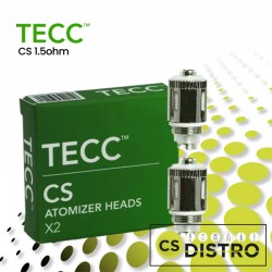 TECC CS 1.5ohm Coils x 2