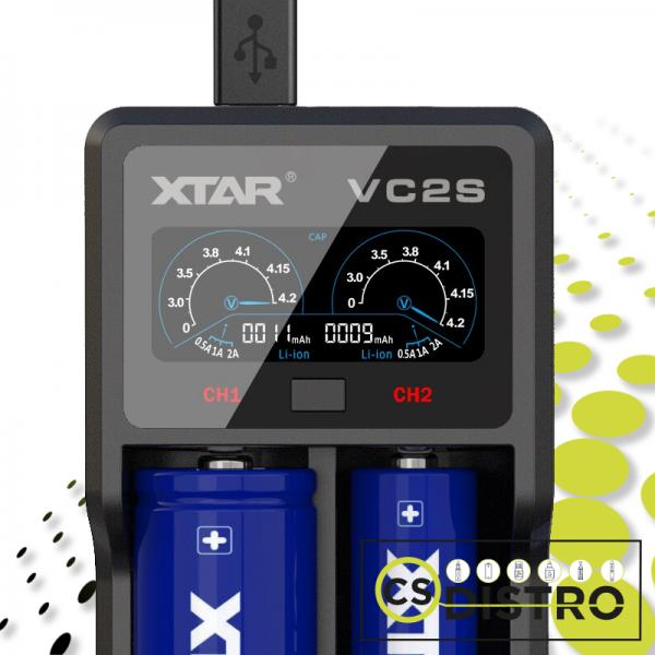 XTAR VC2-S