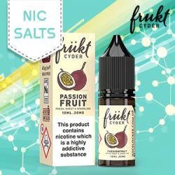 Frukt Cyder Salts