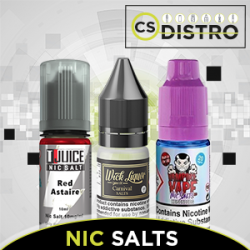 Nic Salt E Liquid
