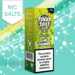 Pukka Nic Salts