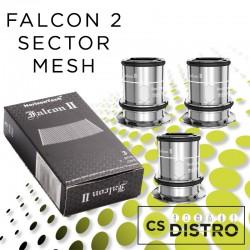Falcon Sector Mesh Coils