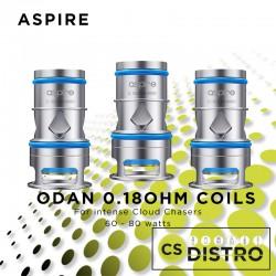 Aspire Odan 0.18 Coils
