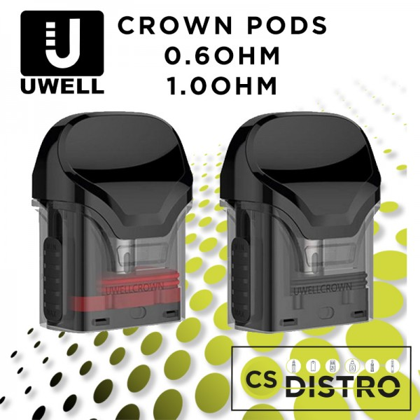 Uwell Crown Pods
