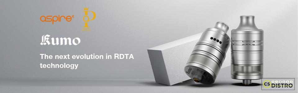 Aspire Kumo RDTA UK