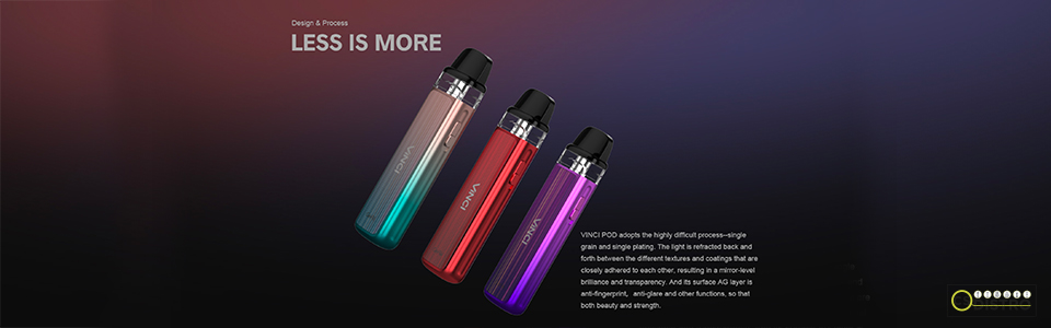 VooPoo Vinci Pod Kit Wholesale UK