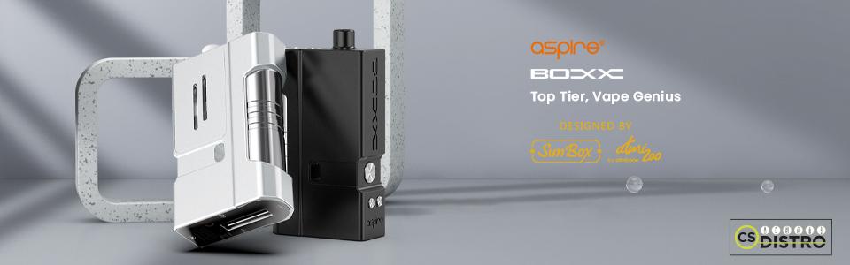 UK Aspire Boxx Wholesale
